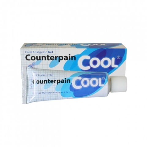 Counterpain Cool - analgetický chladivý gel 60g